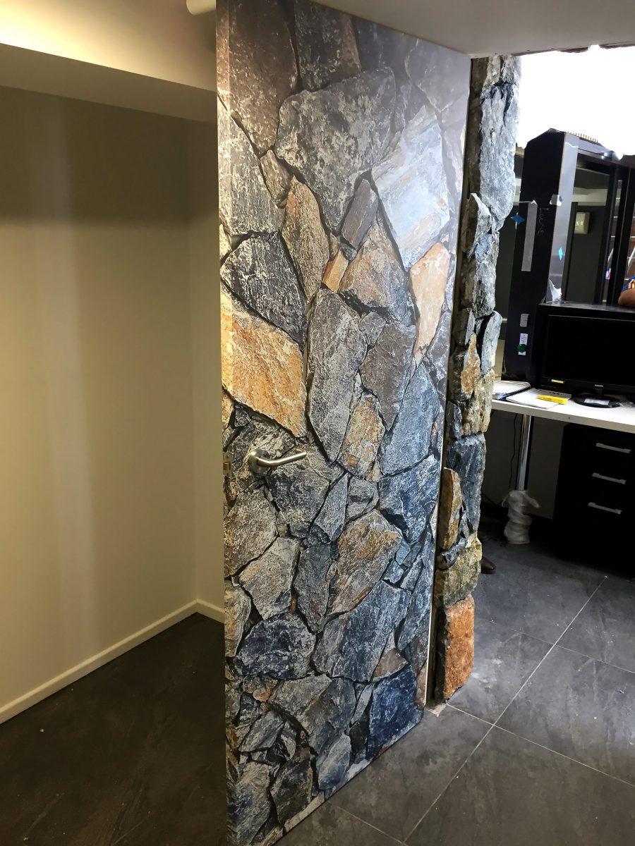 Bribie Bowls Rock Door 2