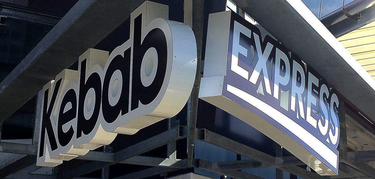 Kebab Express 3D