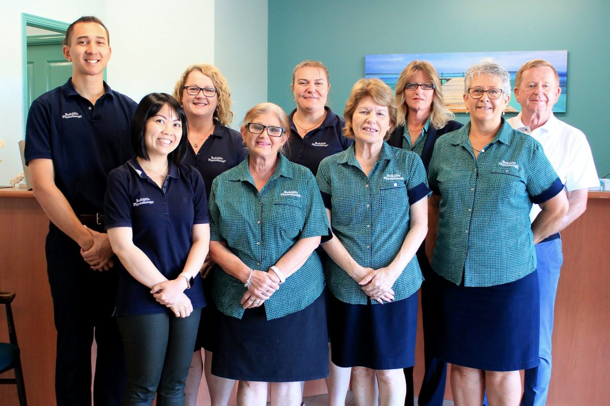 Redcliffe Physio Group Photo 1