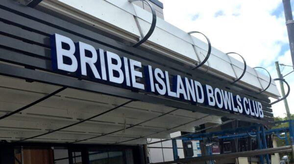 Bribie Bowls Awning