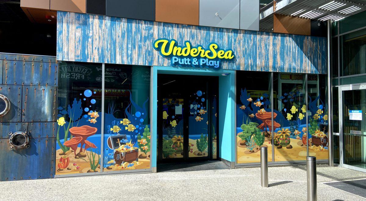 Undersea Front