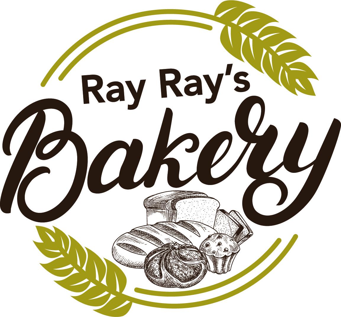 Ray Ray's Bakery Logo